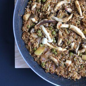 arroz calçtos setas